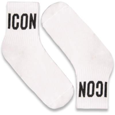 HollyHood - SA - Icon Beyaz Çorap