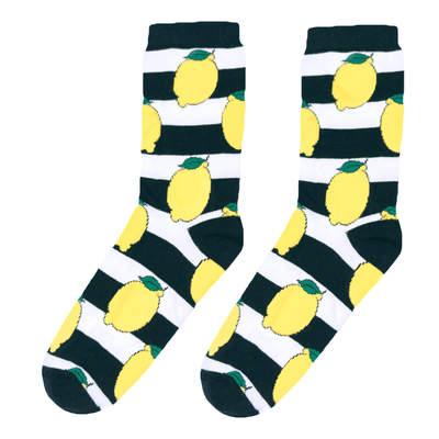 HollyHood - SA - Limon Desenli Çorap