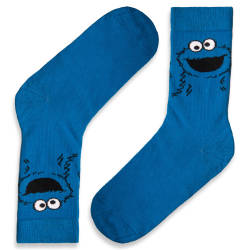 HollyHood - SA - Kurabiye Canavarı Mavi Çorap