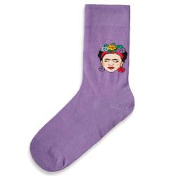 SA - Frida Mor Çorap - Thumbnail