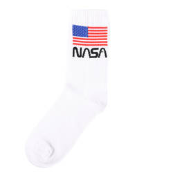 SA - Beyaz Nasa Çorap - Thumbnail