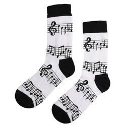 HollyHood - SA - Melodi Desenli Çorap