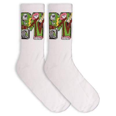 SA - MTV Beyaz Çorap