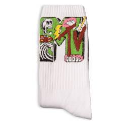 HollyHood - SA - MTV Beyaz Çorap