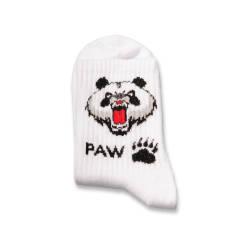 HollyHood - SA - Paw Beyaz Çorap