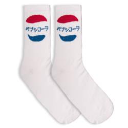 SA - Pepsi Co. Beyaz Çorap - Thumbnail