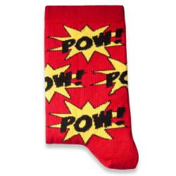 SA - Pow Kırmızı Çorap - Thumbnail