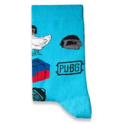 HollyHood - SA - Pubg Mavi Çorap (1)