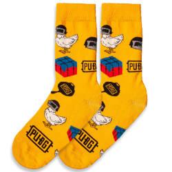 SA - Pubg Sarı Çorap - Thumbnail
