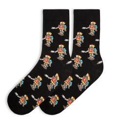 HollyHood - SA - Robot Siyah Çorap (1)