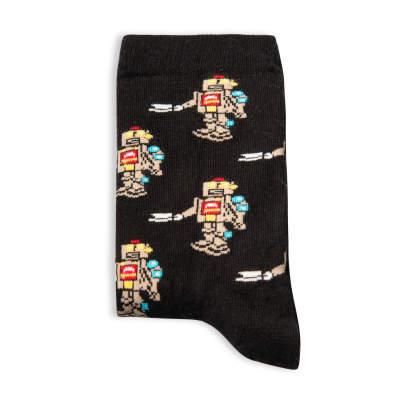 SA - Robot Siyah Çorap