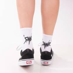 SA - Sinner Beyaz Çorap - Thumbnail
