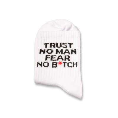 SA - Trust Beyaz Çorap