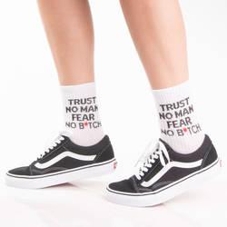 SA - Trust Beyaz Çorap - Thumbnail
