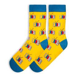 HollyHood - SA - TV Sarı Çorap