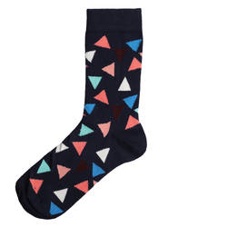 HollyHood - SA -Üçgen Desenli Çorap