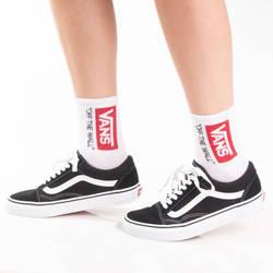 SA - Vans Beyaz Çorap - Thumbnail