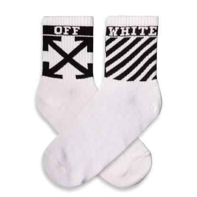 SA - White Off Beyaz Çorap