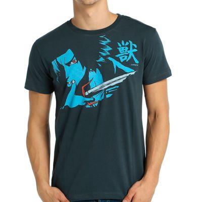 Bant Giyim - Samurai Champloo Füme T-shirt