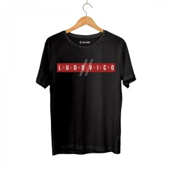 Şanışer - HollyHood - Şanışer Ludovico Siyah T-shirt