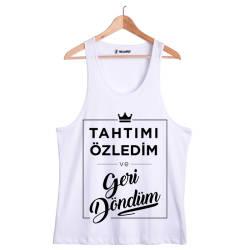 Şanışer - HH - Şanışer Tahtımı Özledim Beyaz Atlet