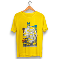HH - Şanışer Yalan Sarı T-shirt - Thumbnail