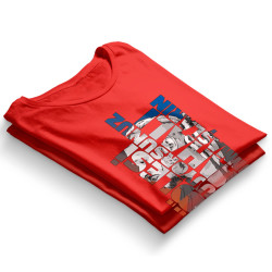 HH - Şanışer Yalan Kırmızı T-shirt - Thumbnail