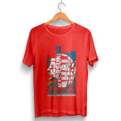 HH - Şanışer Yalan Kırmızı T-shirt