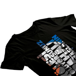 HH - Şanışer Yalan Siyah T-shirt - Thumbnail