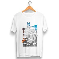 Şanışer - HollyHood - Şanışer Yalan Beyaz T-shirt