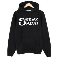 Sansar Salvo - HH - Sansar Salvo Siyah Hoodie