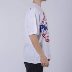 Saw - Activity Packers Oversize Beyaz T-shirt - Thumbnail