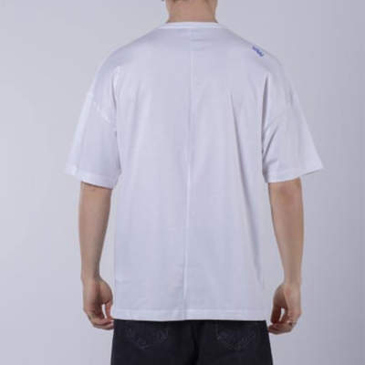 Saw - Activity Packers Oversize Beyaz T-shirt