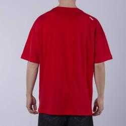 Saw - Activity Packers Oversize Kırmızı T-shirt - Thumbnail