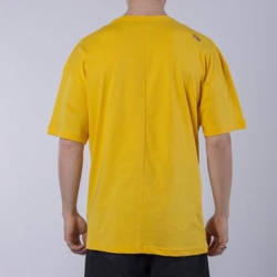 Saw - Activity Packers Oversize Sarı T-shirt - Thumbnail