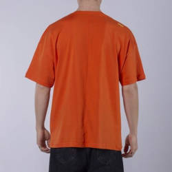 Saw - Activity Packers Oversize Turuncu T-shirt - Thumbnail