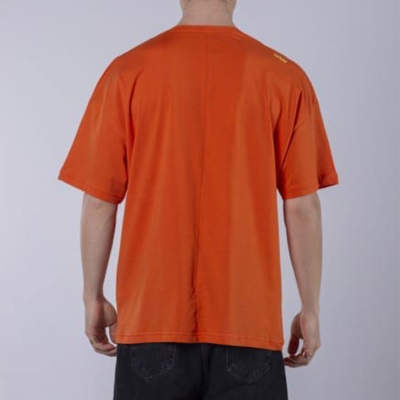 Saw - Activity Packers Oversize Turuncu T-shirt