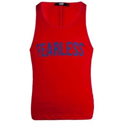 Saw - Fearless Kırmızı Atlet