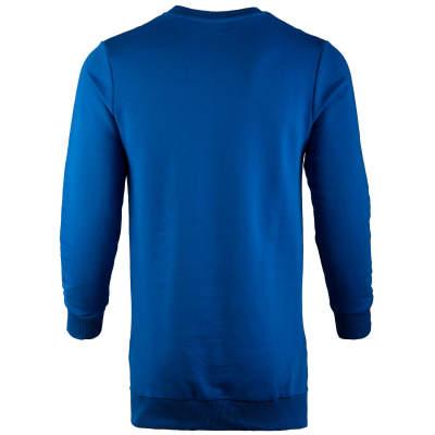 Saw - Long Basic Mavi Sweatshirt