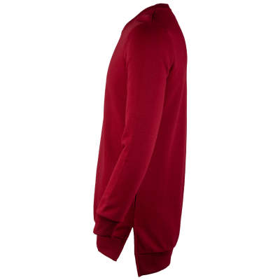 Saw - Long Basic Bordo Sweatshirt