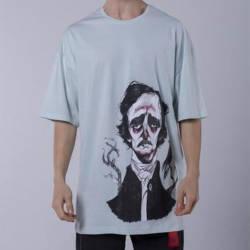 Saw - Saw - Matucana Long Oversize Mint T-shirt