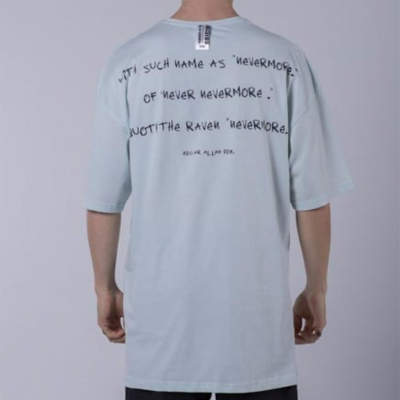 Saw - Matucana Long Oversize Mint T-shirt