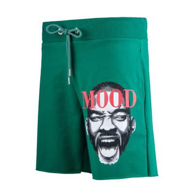 Saw - Mood Yeşil Şort