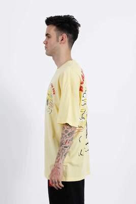 Saw - Praise The Sun T-Shirt Sarı