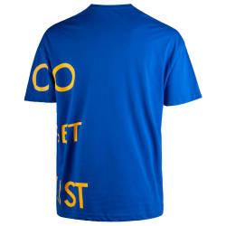Saw - Saw Co. No Oversize Mavi T-shirt - Thumbnail