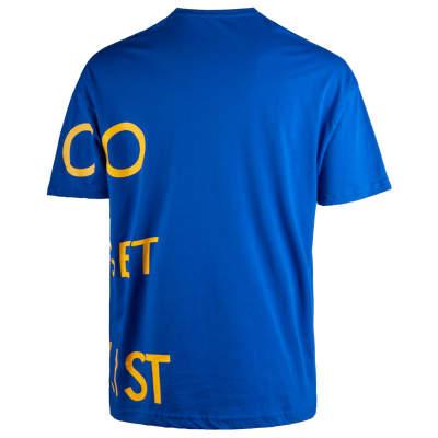 Saw - Saw Co. No Oversize Mavi T-shirt