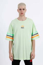 Saw - Saw - Shipshape T-Shirt Yeşil