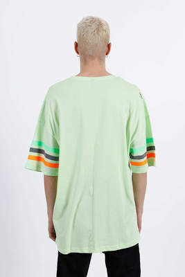 Saw - Shipshape T-Shirt Yeşil