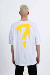 Saw - Sunflower T-Shirt Beyaz - Thumbnail