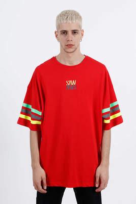 Saw - Saw - Shipshape T-Shirt Kırmızı